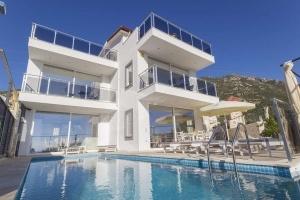 Villa Manolya - 3 Oda - 6 Kişilik -Kalkan